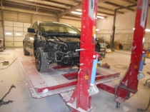 Auto Body and Paint Collision Repair