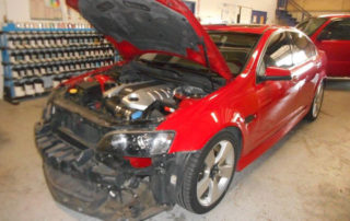 Complete Automotive Collision Repair Services