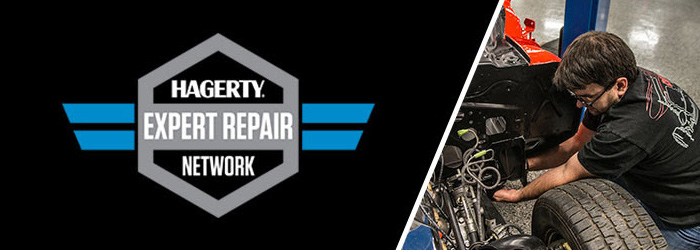 Smitty's Collision has received designation as a trusted member of Hagerty's Expert Repair Network