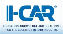 Certified I-CAR technically trained technicians.